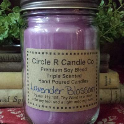 lavender-blossom-lavender-candles